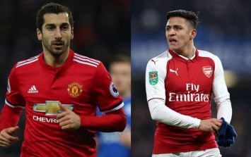 Henrikh Mkhitaryan's Arsenal 'snub' might open the door for Man City to sign Sanchez