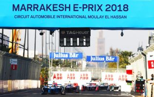 Felix Rosenqvist takes victory in Marrakesh E-Prix with brilliantly-executed late move