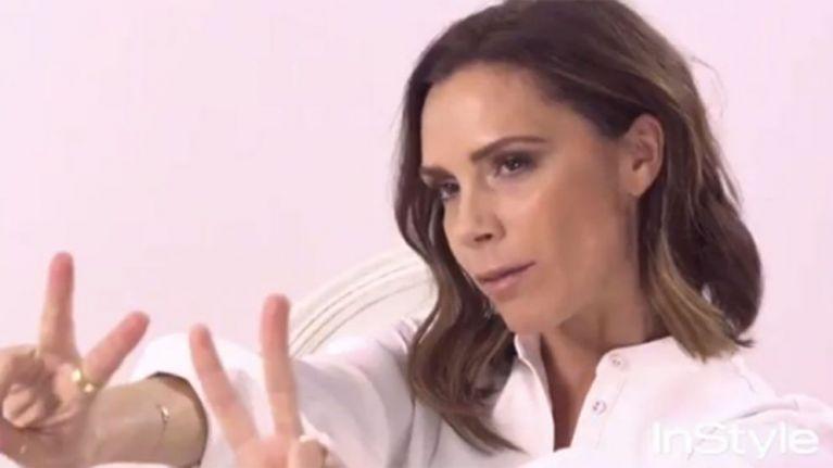 Victoria Beckham is facing backlash over her 'shameful' online advert