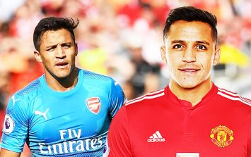 Gary Neville explains why we'll see a different Alexis Sanchez at Man United than at Arsenal