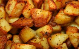 A Michelin-starred chef claims you can cook roast potatoes perfectly...in a microwave