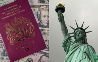 There's flights going to the USA for under £130 but you need to be quick