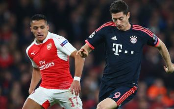 Bayern Munich pulled out of signing Alexis Sanchez for the same reason as Manchester City