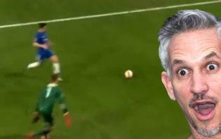 Pedro's embarrassing dive gets appropriate response from Gary Lineker