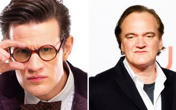 Former Doctor Who star Matt Smith to play murderous cult leader Charles Manson