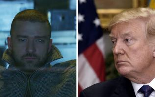Justin Timberlake tackles Trump and Harvey Weinstein in the video for 'Supplies'