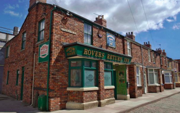 Corrie star accidentally revealed massive spoiler on live TV