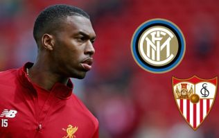 Two European clubs are interested in signing Daniel Sturridge