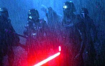 Star Wars director reveals why the Knights of Ren weren't in The Last Jedi