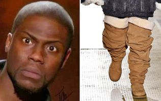 Thigh-high Ugg boots for men are now a thing and we've lost all hope for humanity