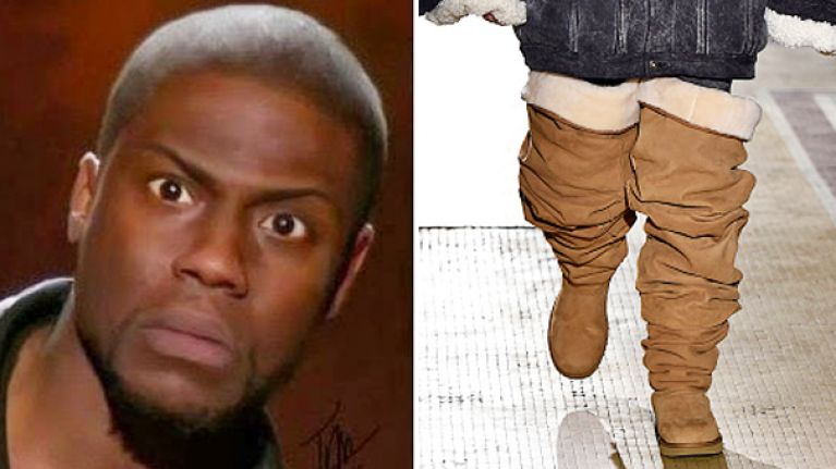 02b24c83dff Thigh-high Ugg boots for men are now a thing and we've lost all hope ...