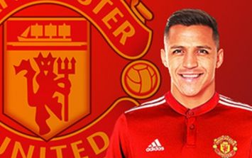 Alexis Sanchez is about to become a Manchester United player