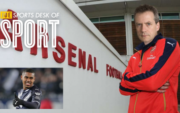 Arsenal fans furious as club accidentally sign 54-year-old accountant named Malcolm