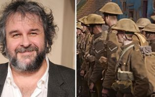 Peter Jackson is making a WWI documentary and it's going to be shown on the BBC