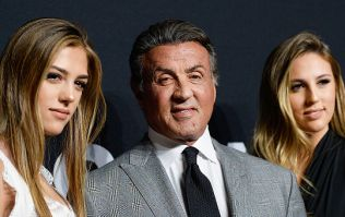 People are grossed out by Sylvester Stallone's 'inappropriate' tweet about his young daughters