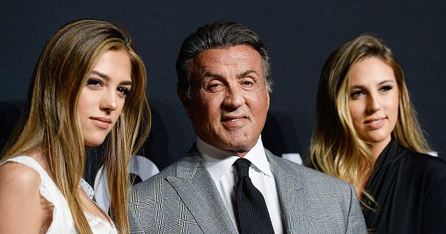 People are grossed out by Sylvester Stallone's 'inappropriate' tweet about his young daughters | JOE.co.uk