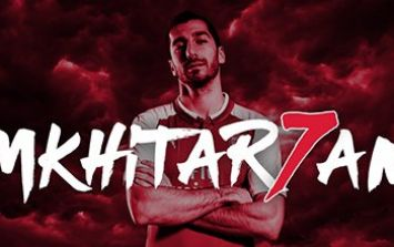 Clearing up the confusion around Henrikh Mkhitaryan's Arsenal shirt number