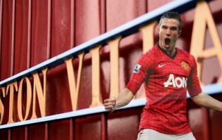 Aston Villa turned down the chance to sign Robin van Persie this month