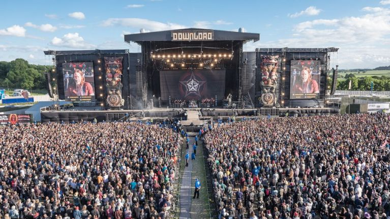 Download Festival announces a whopping 65 further acts