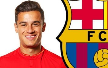 Barcelona confirm Philippe Coutinho's new squad number