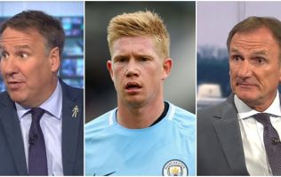 Soccer Saturday clip from when Kevin De Bruyne joined Man City is incredible