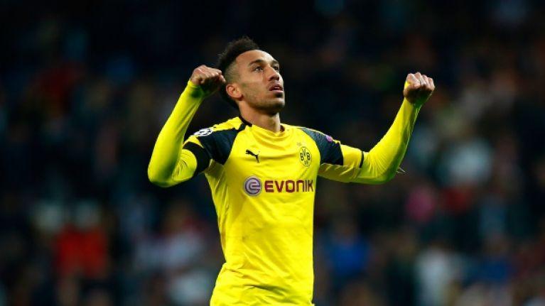Borussia Dortmund name their price for Pierre-Emerick Aubameyang