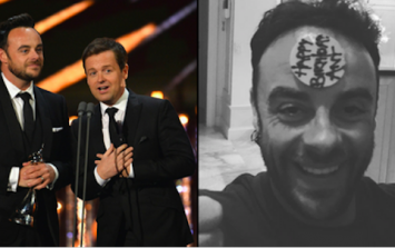 Declan Donnelly opens up about Ant McPartlin's 'weird' time in rehab