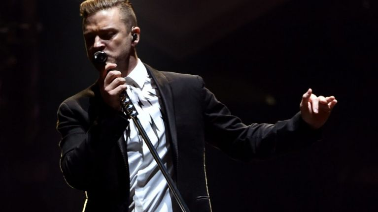 """Justin Timberlake reveals one shot music video for """"Say Something"""""""