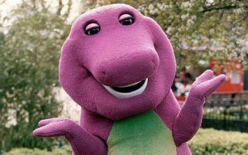 The man who played Barney the Dinosaur is now a tantric sex guru