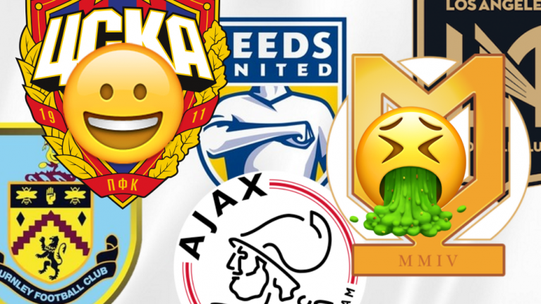 A Definitive List Of The Best And Worst Football Crests Of All Time