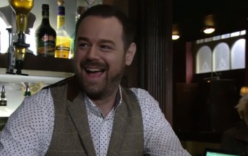 We were all buzzing over this moment on Thursday's EastEnders