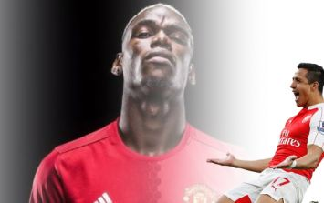 Paul Pogba does not have a pay parity clause in his Manchester United contract