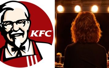 KFC unveil their first ever female Colonel Sanders