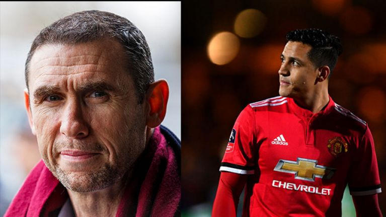 Even the official FA Cup Twitter took the piss out of Martin Keown's Alexis Sanchez comments