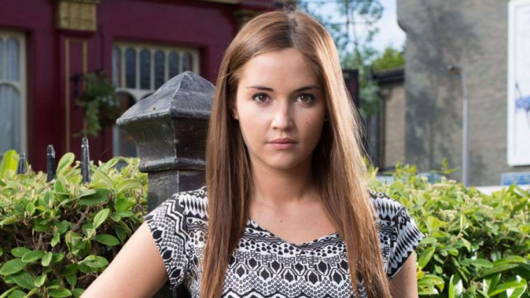 jacqueline jossa s cousin was also in eastenders and we had no idea