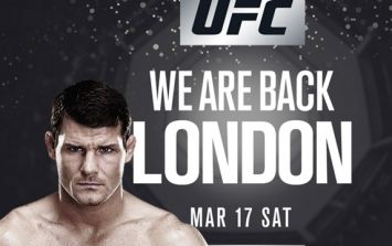 A former foe is on the cards for Michael Bisping's retirement fight at UFC London