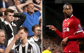 Newcastle fans utterly dejected after Daniel Sturridge deal falls through at very last minute
