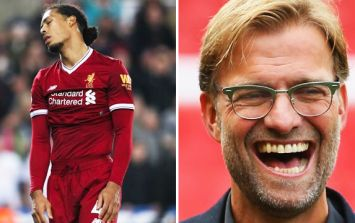 Everyone's making the same joke about Klopp's distraction tactics whenever things go wrong