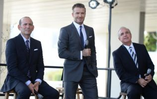 David Beckham announces launch of MLS Miami team after long wait