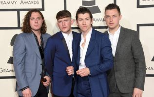 Arctic Monkeys just announced which festivals they're playing this summer