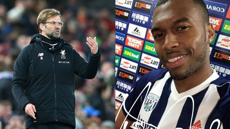These Liverpool fans are angry as Daniel Sturridge seals loan move to West Brom