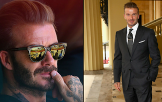 David Beckham announces he's moving to the USA to fulfil dream