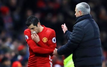 Henrikh Mkhitaryan aims sly dig at Jose Mourinho in final parting shot