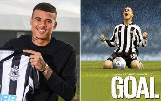 Newboy Kenedy admits he's heard of Newcastle United because of Goal! movie
