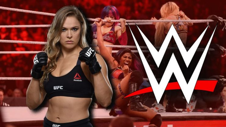 6 things we want to see Ronda Rousey do in WWE