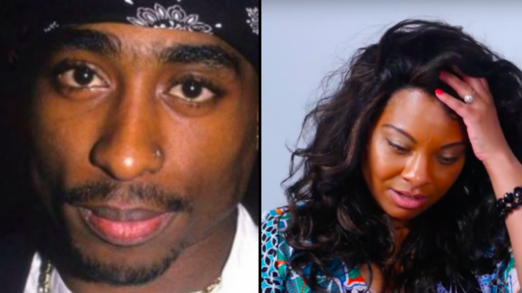 Tupac Shakur rape accuser appears in on-screen interview for the first time