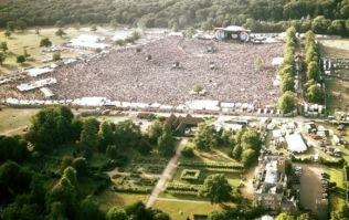 Knebworth will host a massive new festival that's brimming with '90s nostalgic tunes