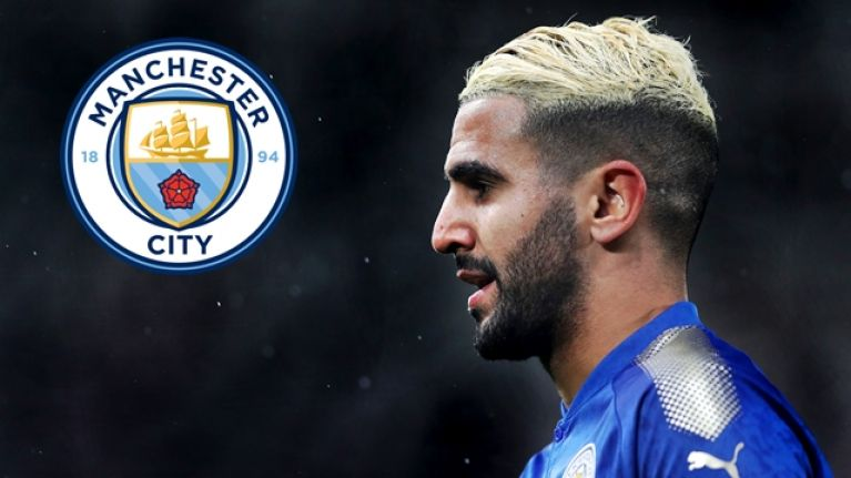 Image result for riyad mahrez manchester city