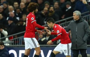 Jose Mourinho explains why he took Fellaini off after just eight minutes