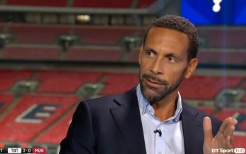 Rio Ferdinand speaks some home truths about Romelu Lukaku